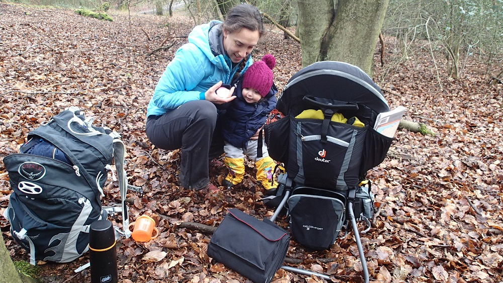 Hiking with Toddlers - London Hiker