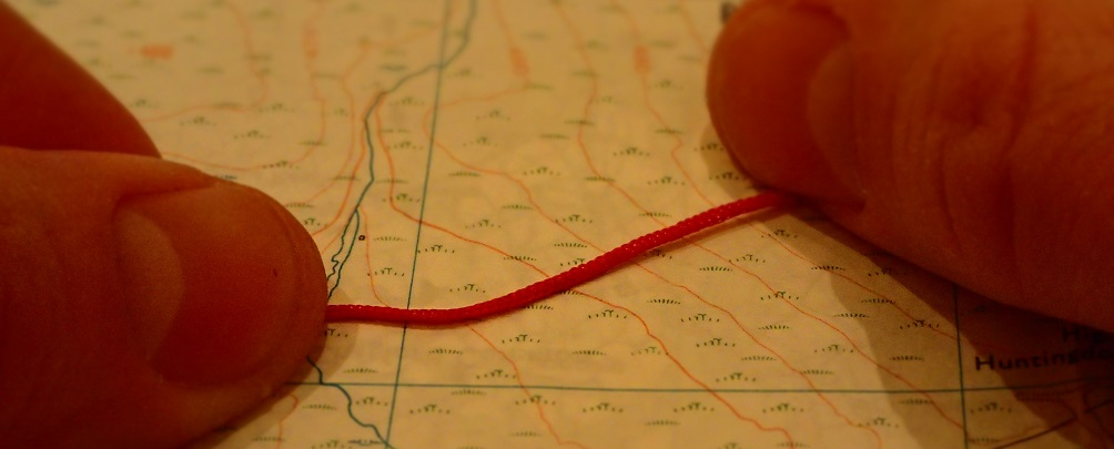 Measure Distance On Map Measuring Distance On a Map Measure Distance On Map