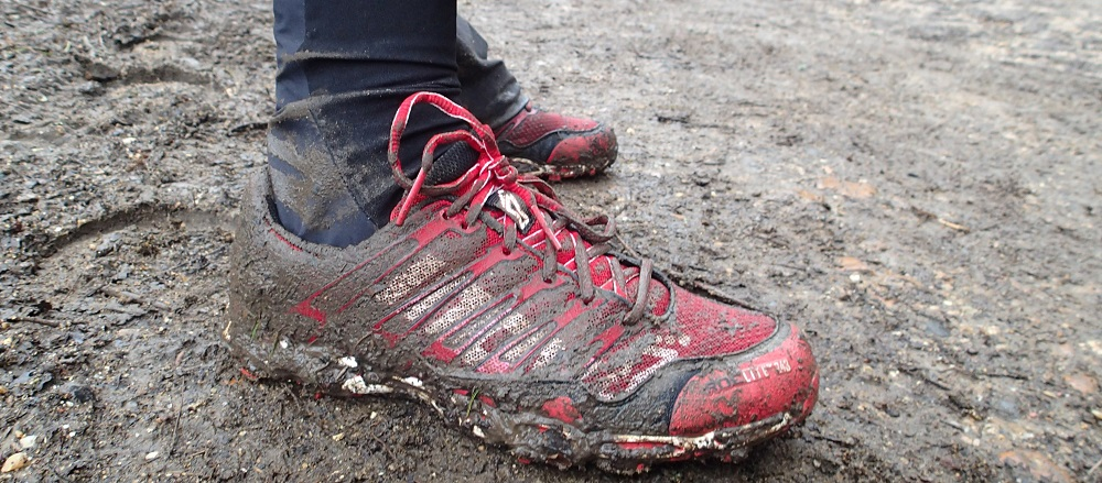 Wet shoes, dry socks and no wet feet!