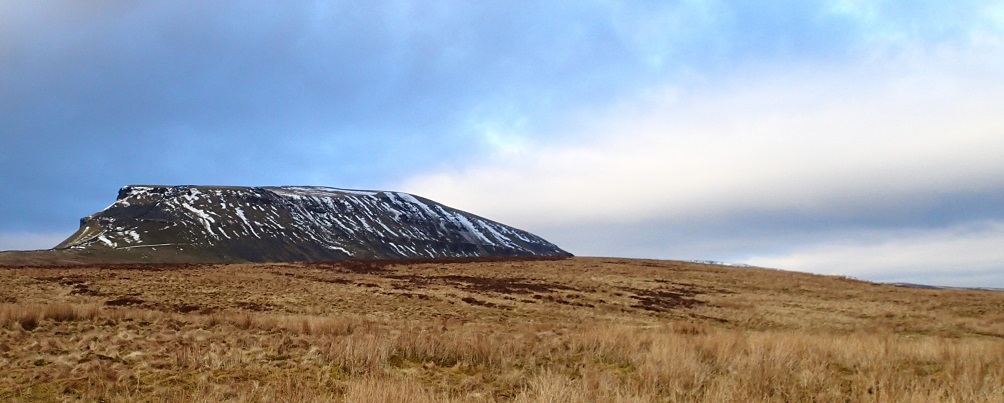 Pen-Y-Gehnt in the Yorkshire Dales