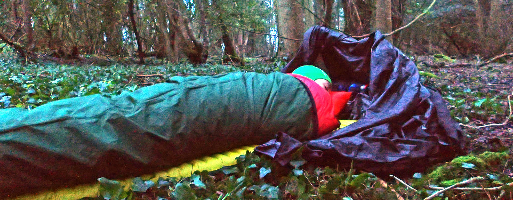 Bivy is the best tool for a good microadventure