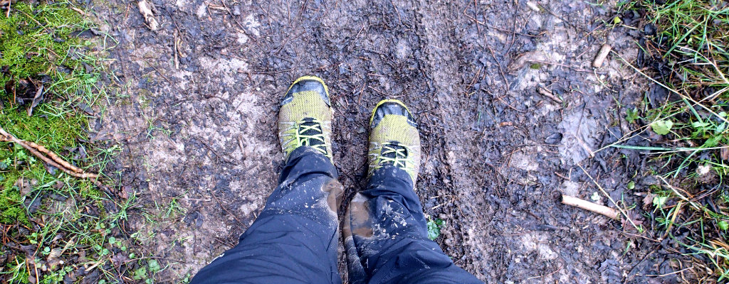 Transitioning from hiking boots to trail shoes